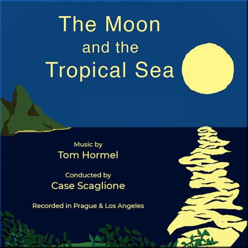 The Moon and the Tropical Sea CD